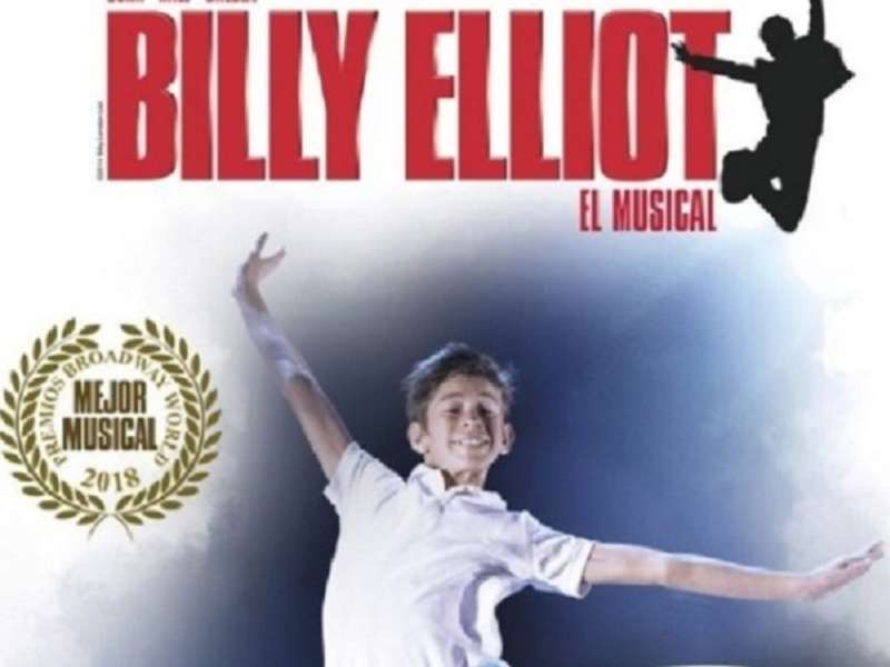 BILLY ELLIOT EL GRAN MUSICAL