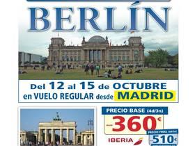 PUENTE DEL PILAR BERLIN